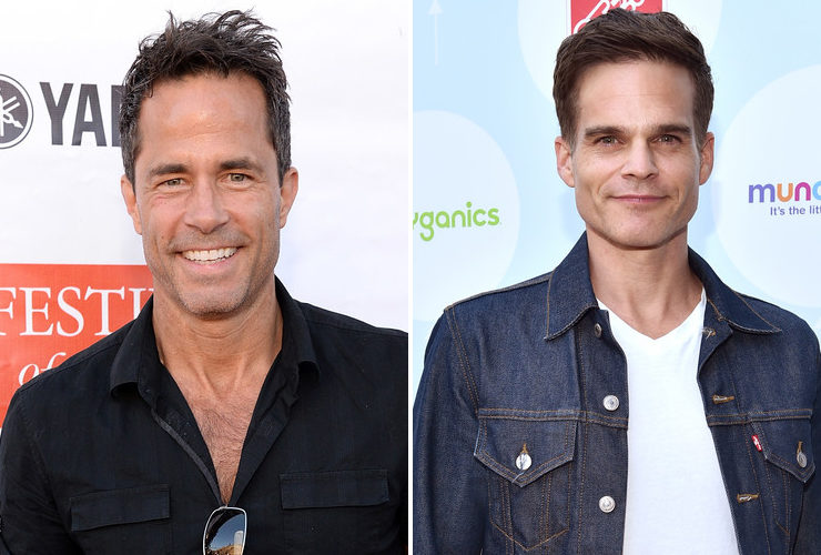Shawn Christian, Greg Rikaart, Days of our Lives