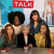 The Talk, Sheryl Underwood, Carrie Ann Inaba, Marie Osmond, Sharon Osbourne, Eve