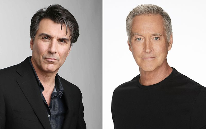 Vincent Irizarry, Drake Hogestyn, Days of our Lives, All My Children