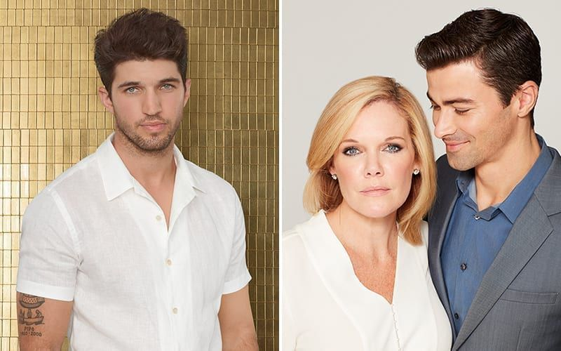 Bryan Craig, Maura West, Matt Cohen, General Hospital