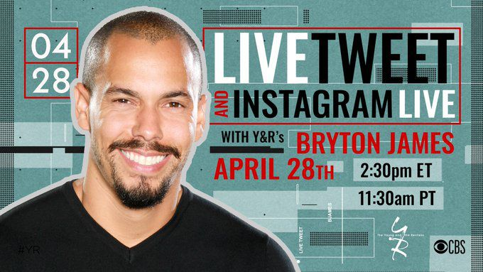 The Young and the Restless, Bryton James, Katherine The Great