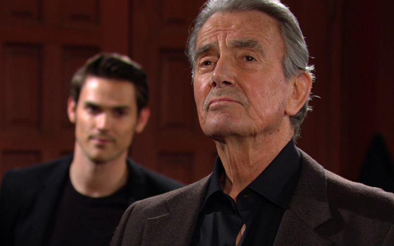 The Young and the Restless, Mark Grossman, Eric Braeden