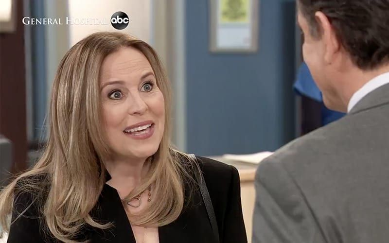 General Hospital, Genie Francis, Laura Spencer