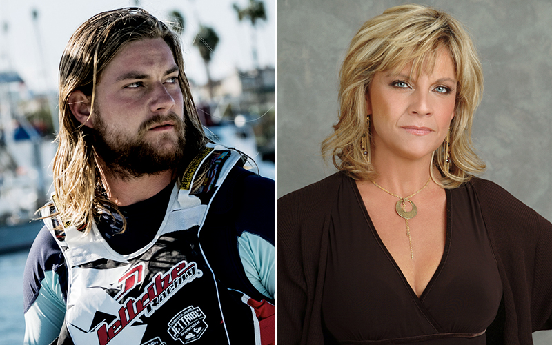 Jake Weary, Kim Zimmer, Guiding Light, As The World Turns, Animal Kingdom