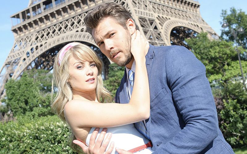 Scott Clifton, Kim Matula, The Bold and the Beautiful