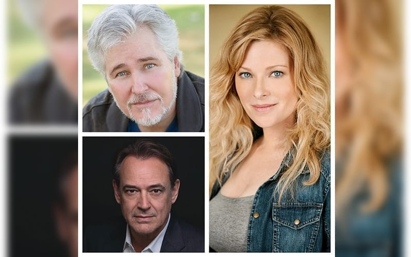 All My Children, As The World Turns, Cady McClain, Michael E. Knight, Jon Lindstrom