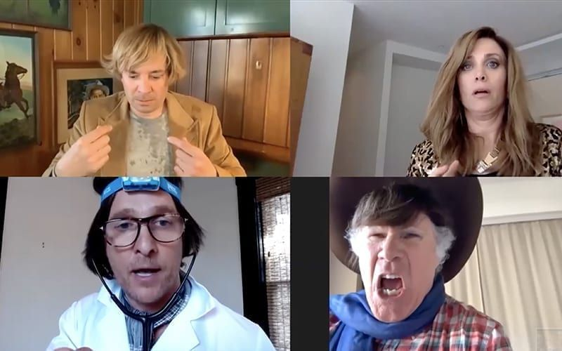 Jimmy Fallon, Will Ferrell, Kristen Wiig, Matthew McConaughey, Days of our Lives, The Longest Days of our Lives
