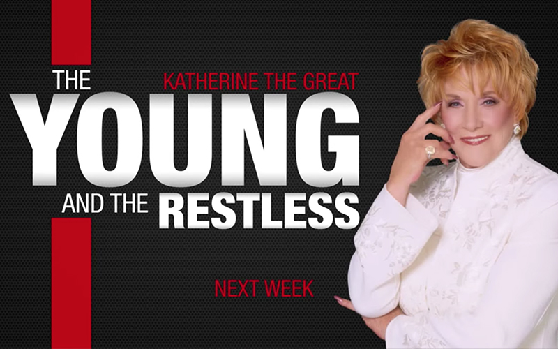 The Young and the Restless, Jeanne Cooper, Katherine Chancellor, Katherine the Great