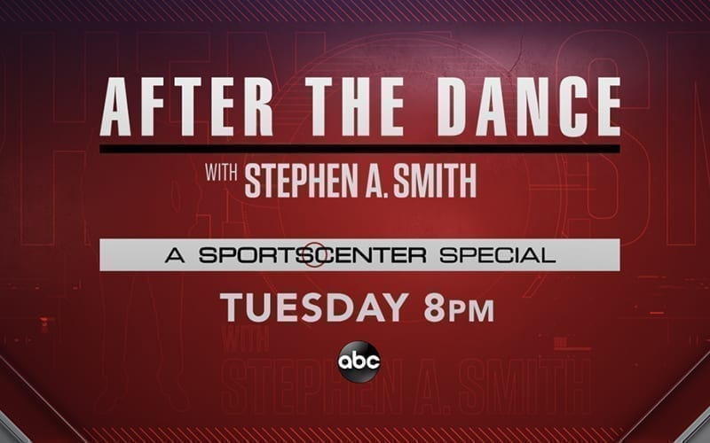 After the Dance with Stephen A. Smith: A SportsCenter Special
