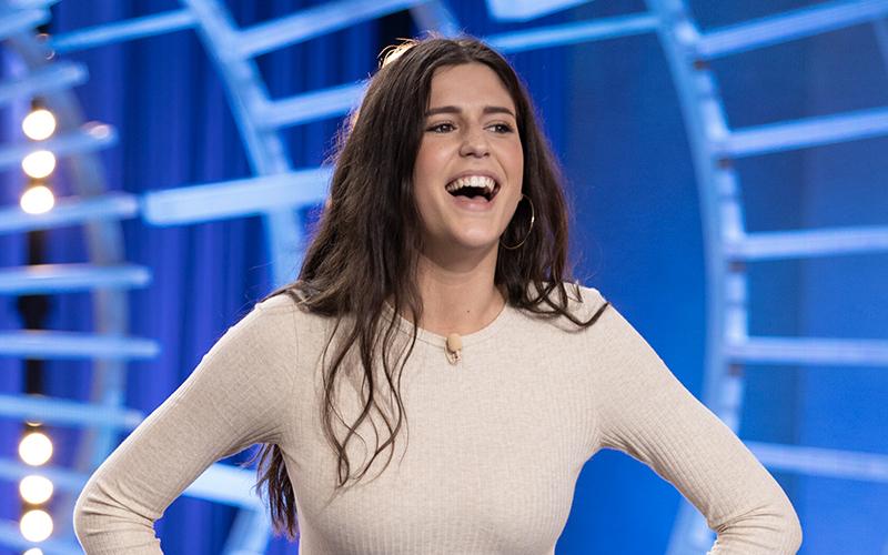 American Idol, Julia Gargano