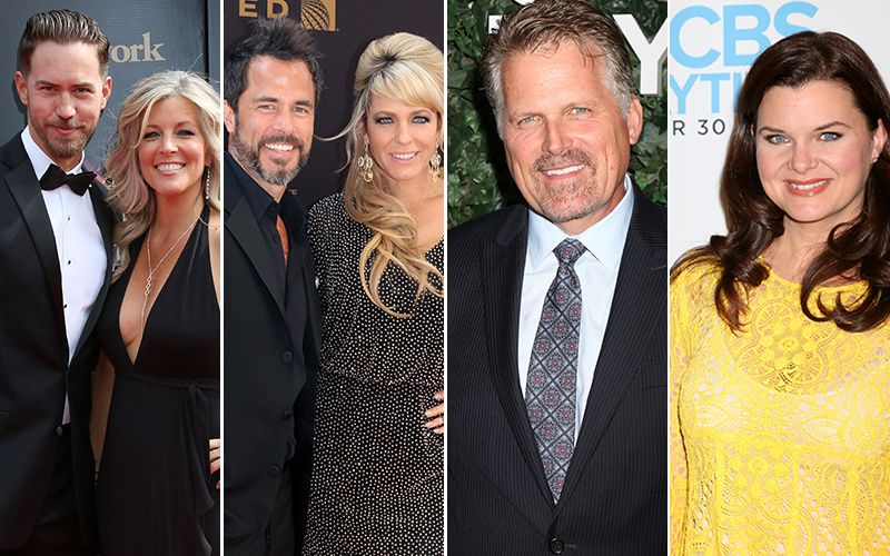 Daytime Cares: A Live Event, Wes Ramsey, Laura Wright, Shawn Christian, Arianne Zucker, Robert Newman, Heather Tom