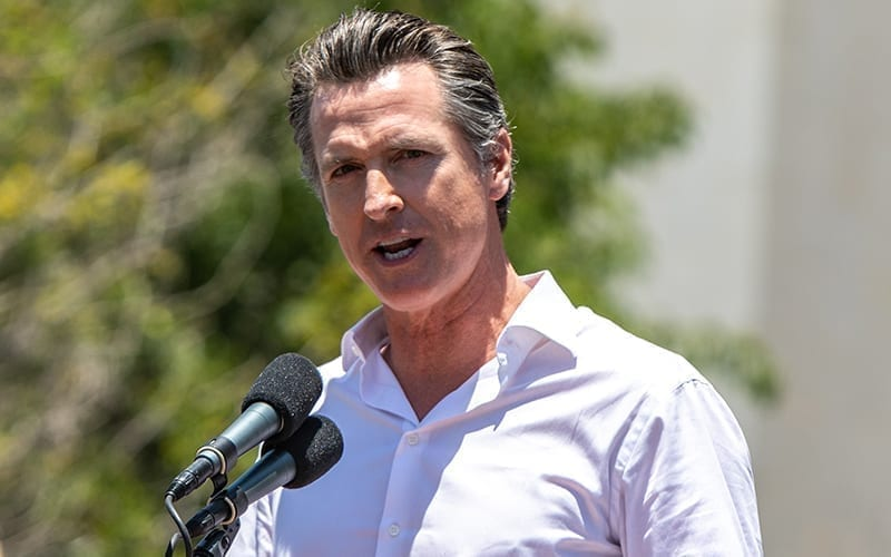 Gavin Newsom, California Governor