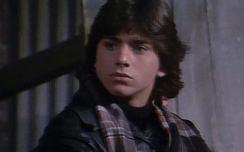 John Stamos, General Hospital, Blackie Parrish