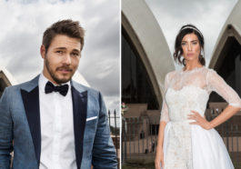 The Bold and the Beautiful, Scott Clifton, Jacqueline MacInnes Wood, Liam Spencer, Steffy Forrester