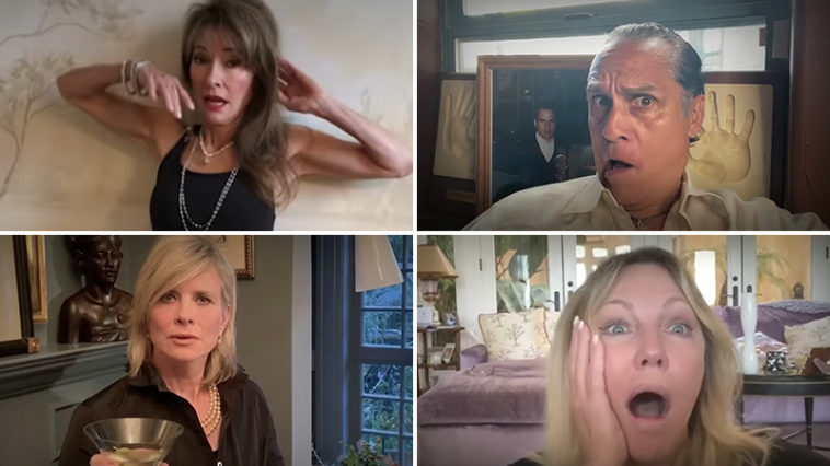 Susan Lucci, Maurice Benard, Mary Beth Evans, Heather Locklear, All My Children, Days of our Lives, General Hospital, Melrose Place, Dynasty, The Tonight Show Starring Jimmy Fallon, The Longest Days of our Lives