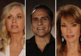 The Story of Soaps, Eileen Davidson, Maurice Benard, Susan Lucci