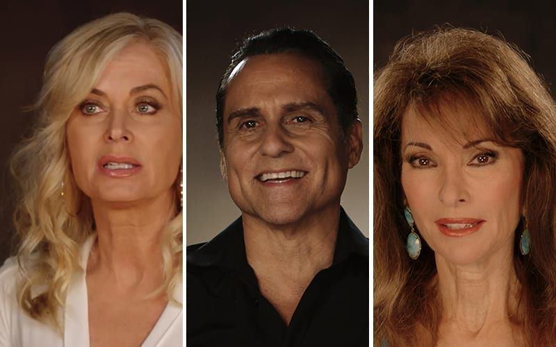 The Story of Soaps, Eileen Davidson, Maurice Benard, Susan Lucci