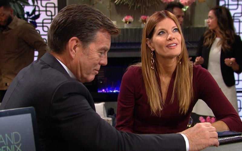 The Young and the Restless, Peter Bergman, Michelle Stafford