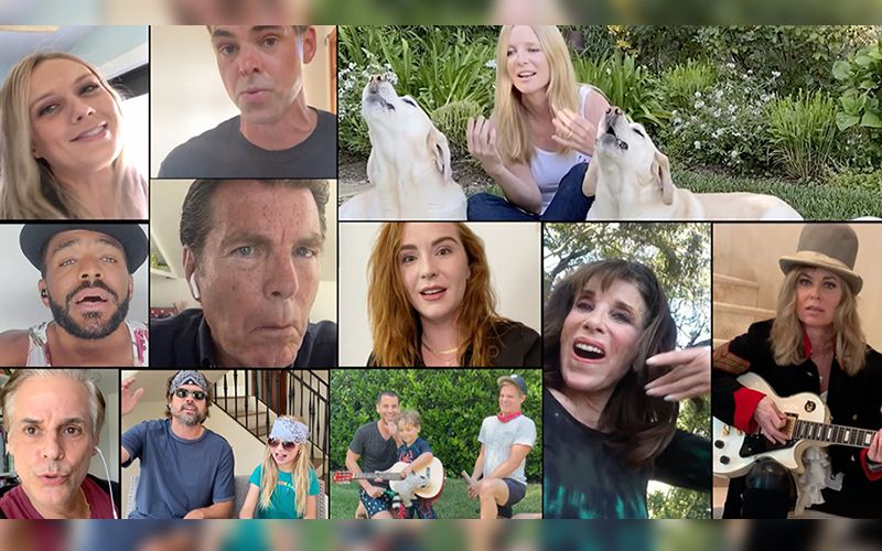 The Young and the Restless, Eileen Davidson, Greg Rikaart, Peter Bergman, Lauralee Bell, Jason Thompson, Kate Linder, Sean Dominic, Melissa Ordway, Camryn Grimes, Christian LeBlanc, Joshua Morrow,