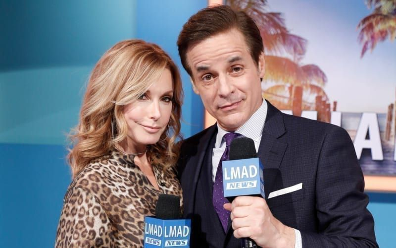 Let's Make a Deal, Tracey E. Bregman, Christian Le Blanc, The Young and the Restless