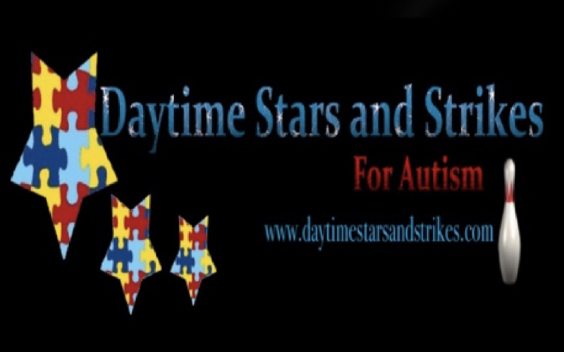 Daytime Stars and Strikes for Autism