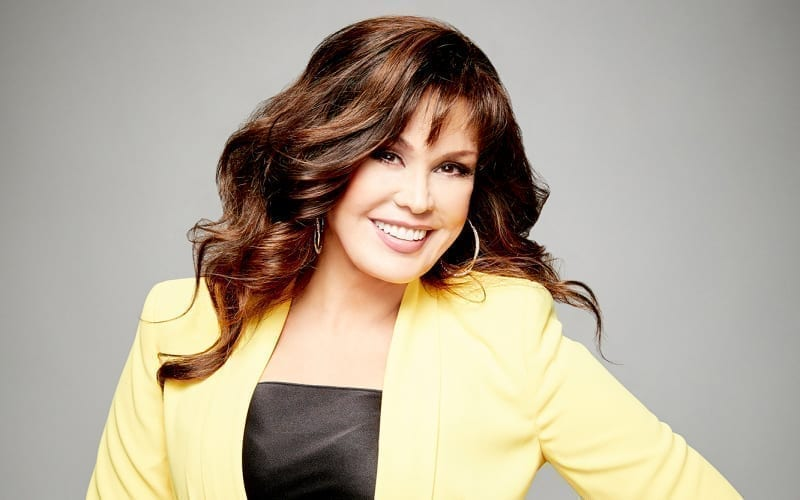 Marie Osmond, The Talk