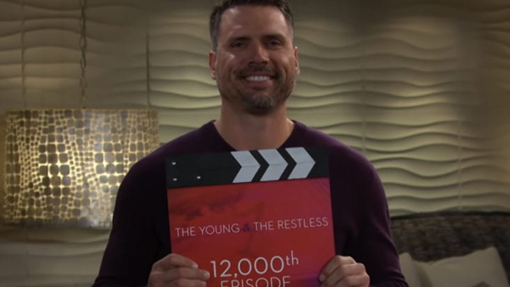 Joshua Morrow, The Young and the Restless