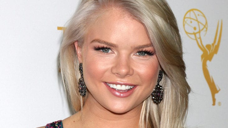 Kelli Goss, The Young and the Restless, The United States of Al