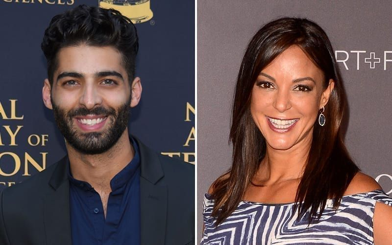Jason Canela, Eva LaRue, The Young and the Restless