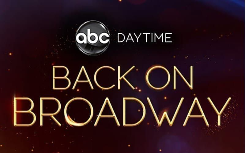 ABC Daytime Back on Broadway, General Hospital, All My Children, One Life to Live
