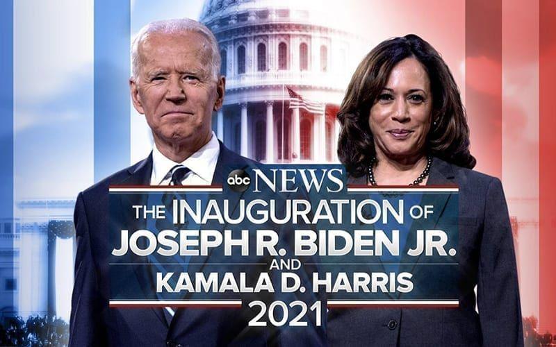 Joseph R. Biden Jr., Kamala D. Harris, Inauguration Day