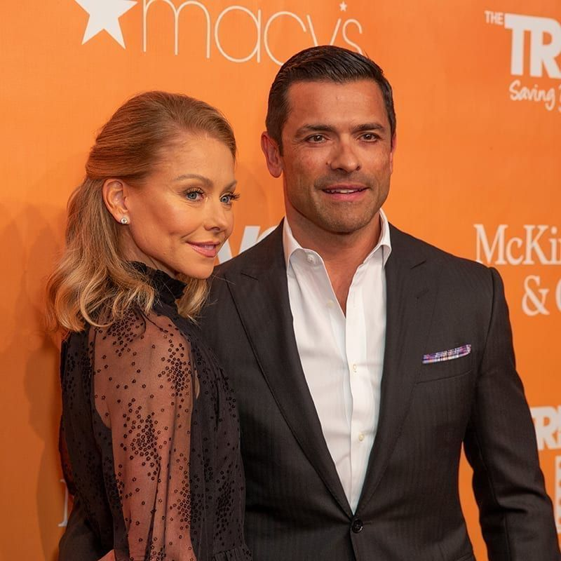 Kelly Ripa, Mark Consuelos