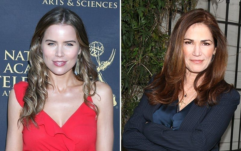 Soffia Mattsson, Kim Delaney, General Hospital