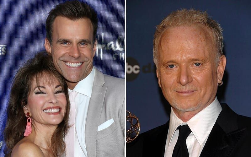 Susan Lucci, Cameron Mathison, Anthony Geary, General Hospital, All My Children, One Life to Live