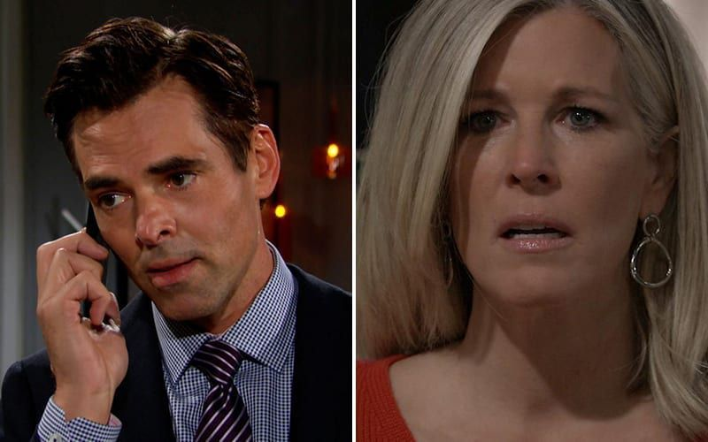 Jason Thompson, Laura Wright, The Young and the Restless, General Hospital