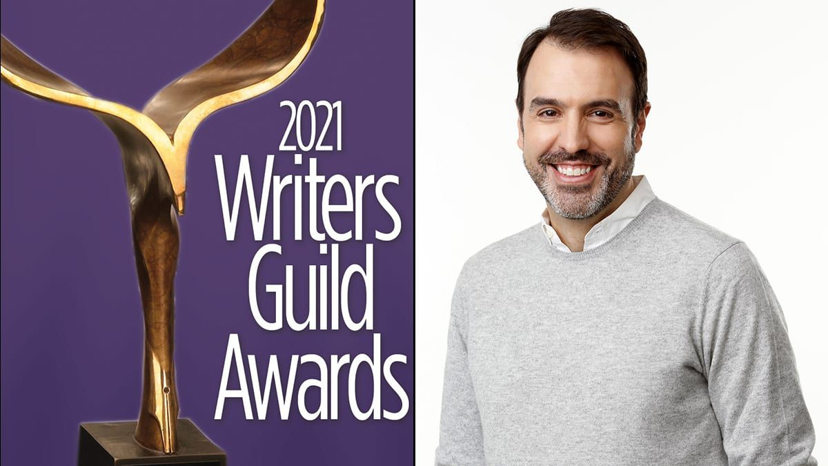 Ron Carlivati, Days of our Lives, Writers Guild of America, WGA Awards