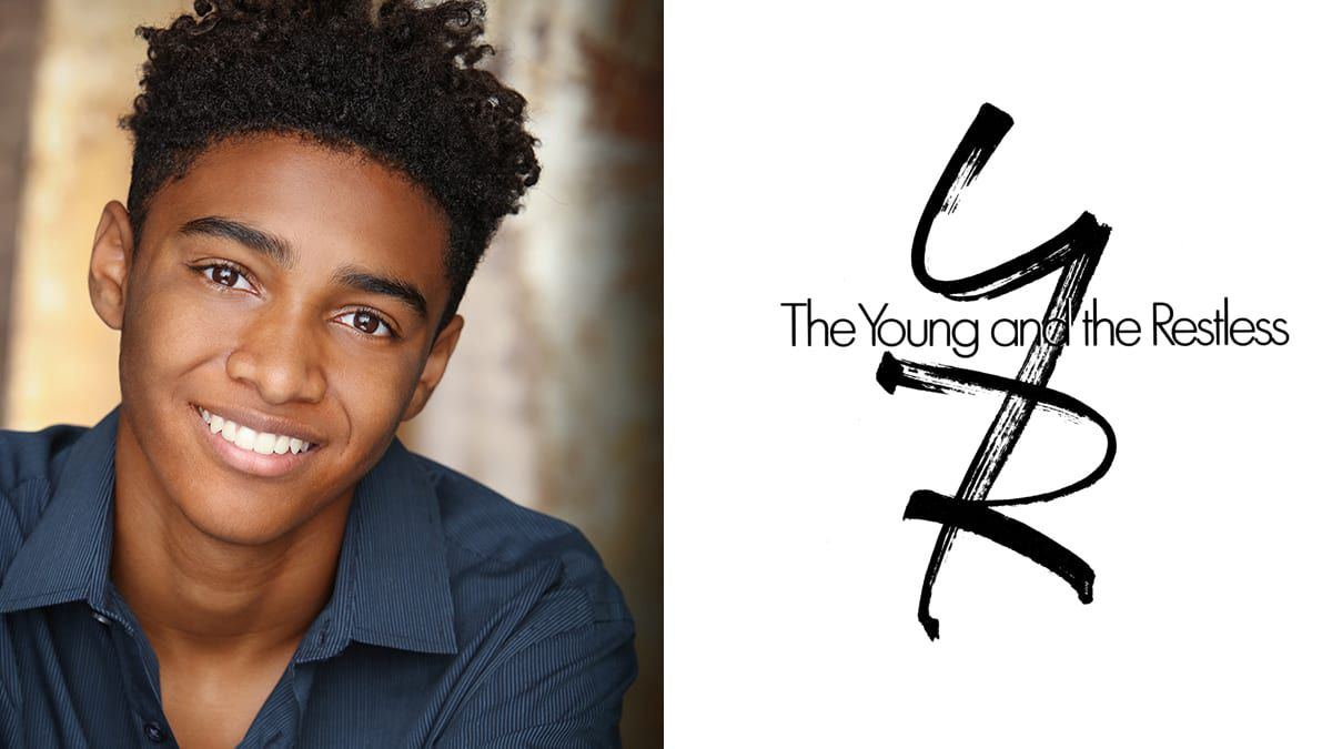 Jacob Aaron Gaines Cast as Moses Winters on 'The Young and the Restless'