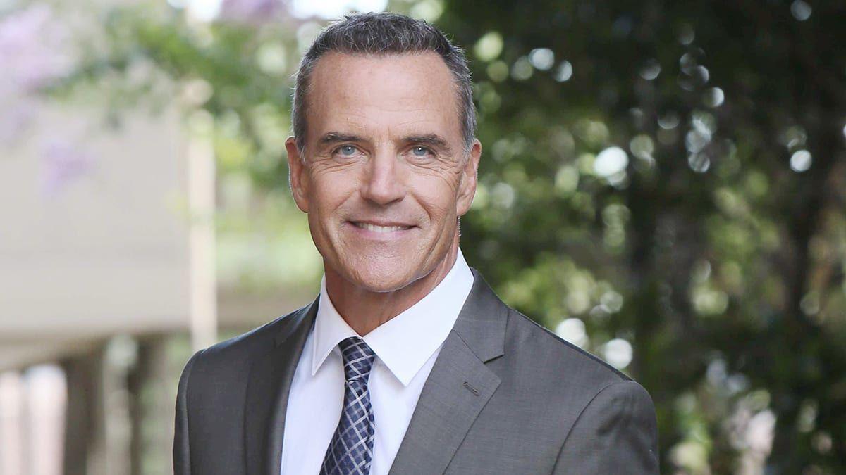 Richard Burgi, General Hospital