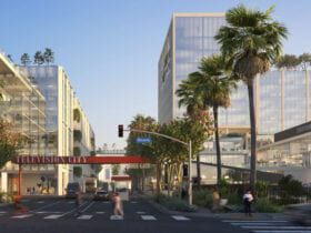 Illustrative Concept, Television City, Hackman Capital Partners