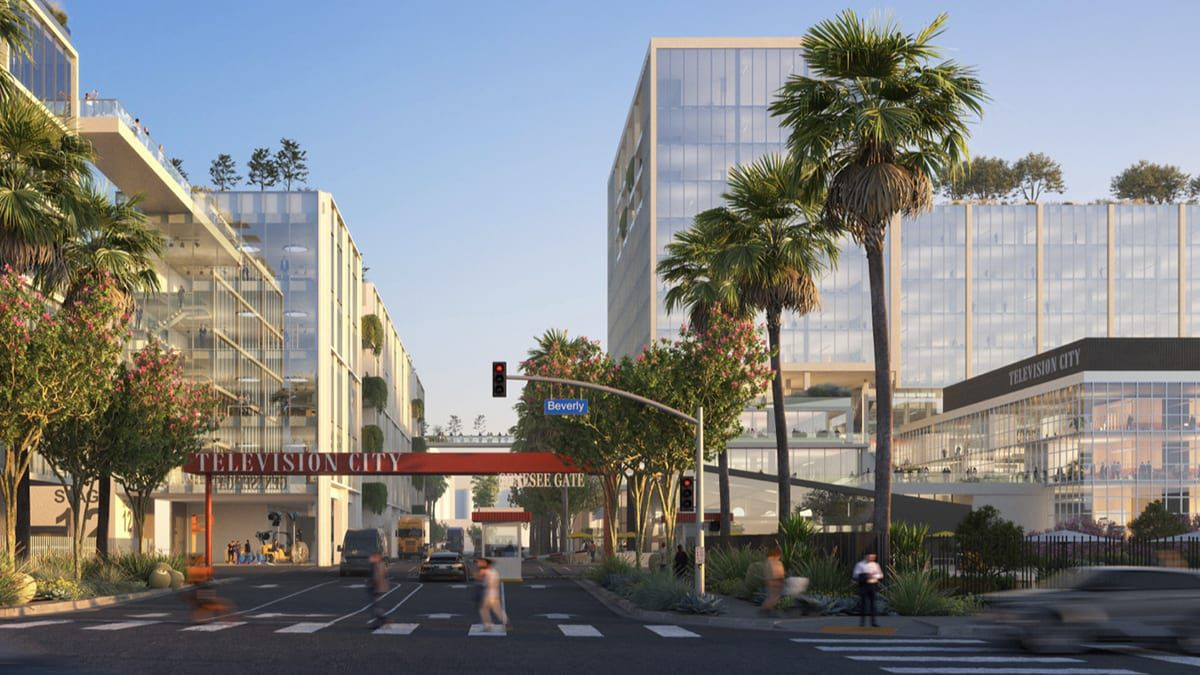 Hackman Capital Partners Plans Massive $1.25 Billion Expansion of Television City, Studio Home of 'The Young and the Restless' and 'The Bold and the Beautiful'