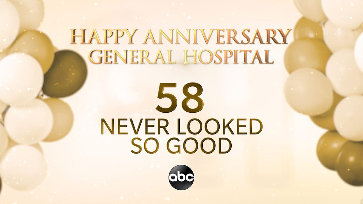'General Hospital' Celebrates 58 Years on Television