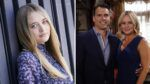 Reylynn Caster, Joshua Morrow, Sharon Case, The Young and the Restless