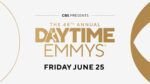 CBS, The National Academy of Television Arts & Sciences, The 48th Annual Daytime Emmy Awards