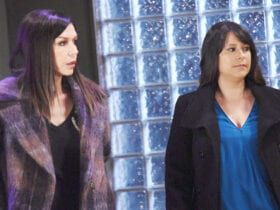 Finola Hughes, Kimberly McCullough, General Hospital