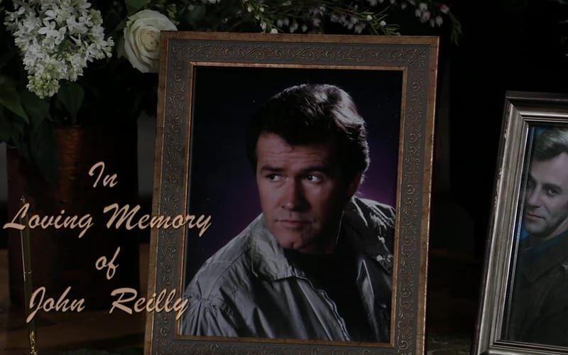 John Reilly, In Loving Memory