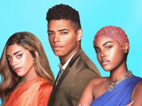 Kiara Barnes, Delon de Metz, Diamond White, The Bold and the Beautiful