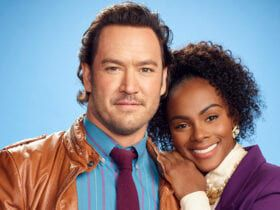 Mark-Paul Gosselaar, Tika Sumpter, mixed-ish