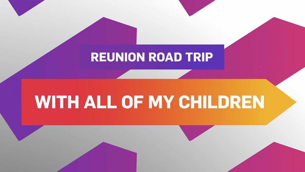 Reunion Road Trip, E! Entertainment