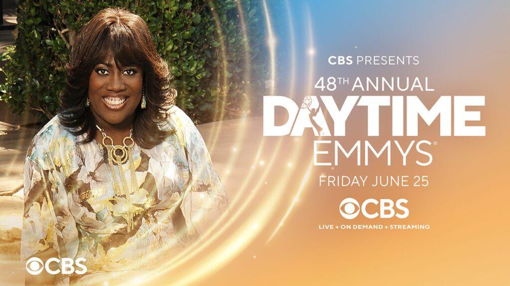 Sheryl Underwood, The 48th Annual Daytime Emmy Awards
