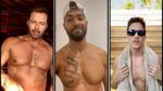 Eric Martsolf, Lamon Archey, Mike Manning, Days of our Lives